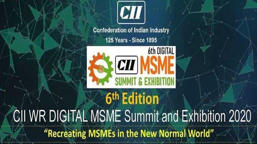 6th CII WR Digital MSME Summit and Exhibition 2020: Recreating MSMEs in the New Normal World! Key takeaways