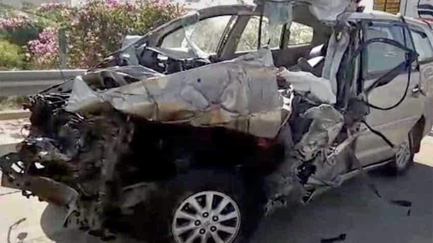 Gurugram accident: 2 killed, 10 injured in road mishap
