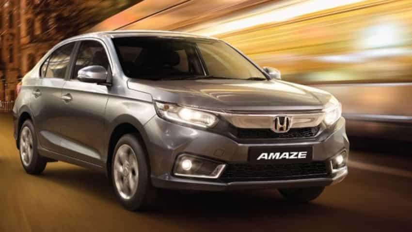 Diwali Auto Fest: Honda Amaze, WR-V 'Exclusive Edition' launched today
