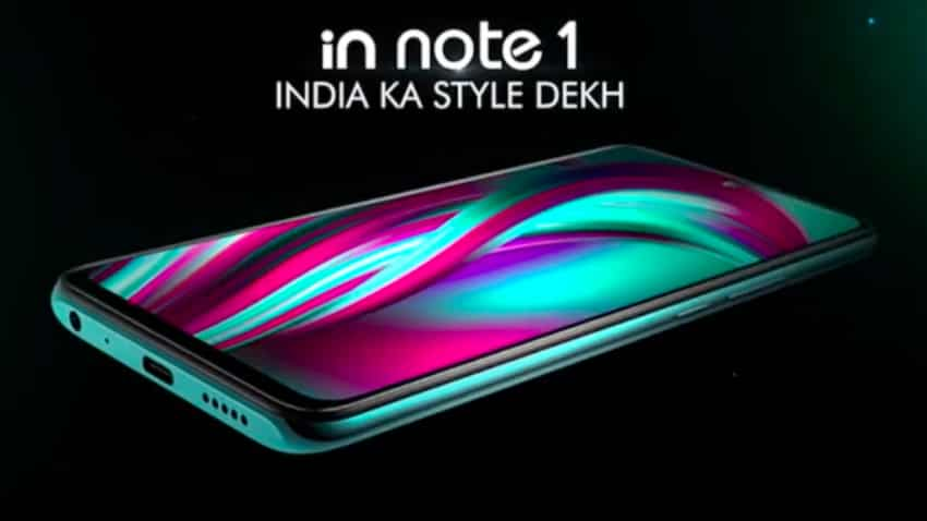 Micromax iN Note 1 with MediaTek Helio G85, 48MP quad rear camera launched at Rs 10,999; iN 1B unveiled too