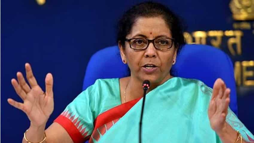 FM Sitharaman takes to Twitter, says India poised to recover strongly in the upcoming quarters