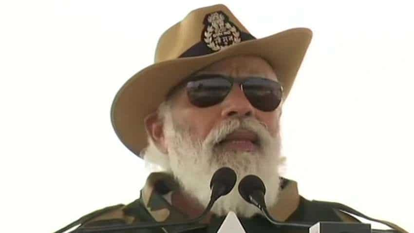 PM Narendra Modi celebrates Diwali with soldiers in Jaisalmer, Rajasthan - Here are TOP QUOTES from his Longewala Post address