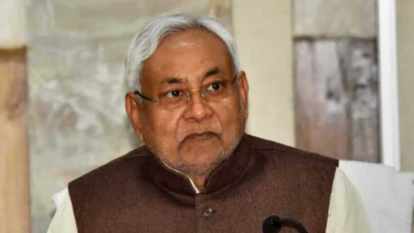 Nitish Kumar meets Bihar Governor, stakes claim to form new government, swearing-in on Monday