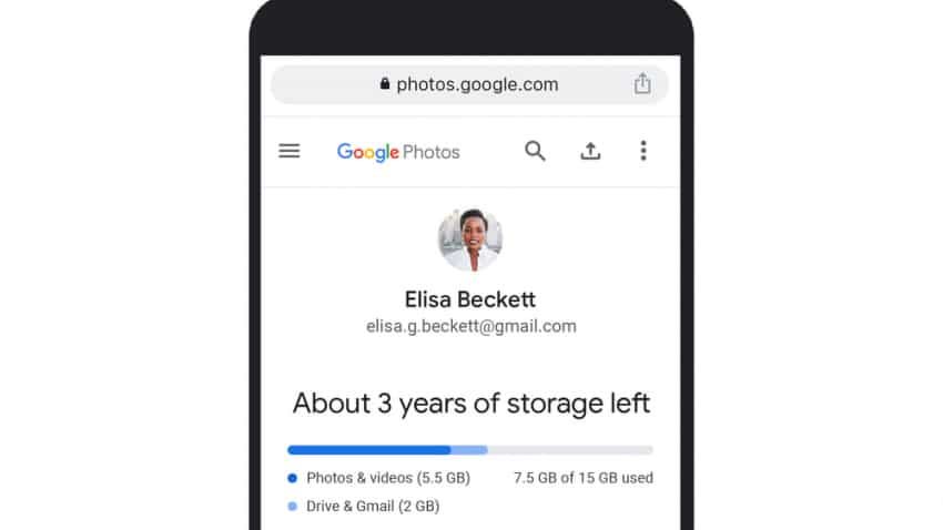 Don't know how long your Google Photos storage will last? This tool will help