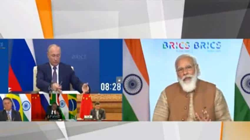PM Narendra Modi at BRICS Summit: 'Terrorism is biggest problem the world is facing today' - What all he said | WATCH FULL VIDEO