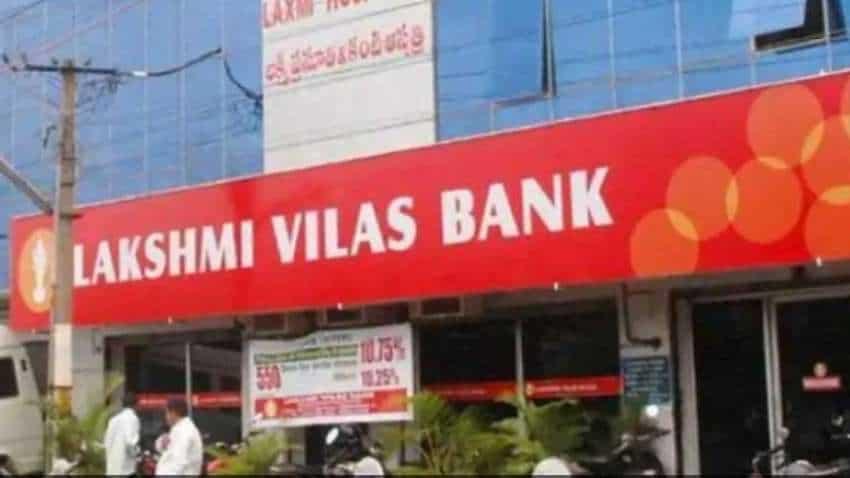 Lakshmi Vilas Bank share price hits 20% lower circuit after RBI puts bank under moratorium