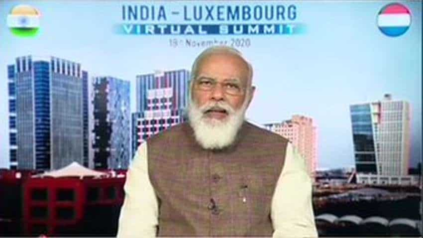 PM Narendra Modi holds Virtual Summit with Luxembourg PM Xavier Bettel - Top details to know