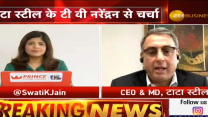 SSAB has shown interest in the Netherlands business: TV Narendran, Tata Steel