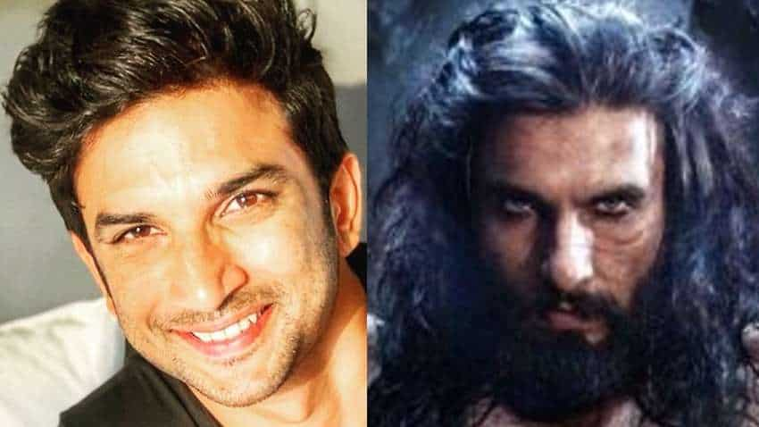 Sushant Singh Rajput fans are very angry with Ranveer Singh and this brand - Here is why