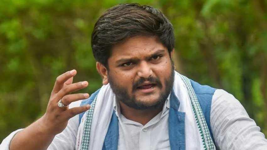 Ahmed bhai strengthened me socially, stately and ideologically: Hardik Patel