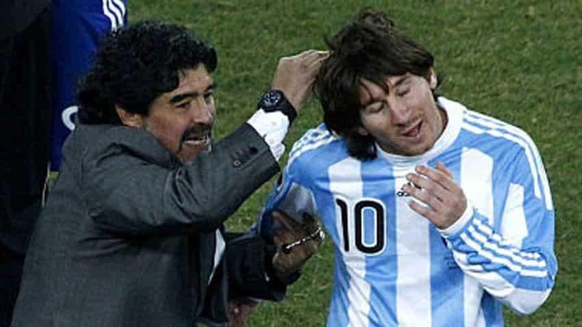 Timeline: Football legend Diego Maradona dead at 60