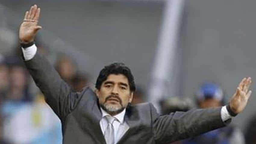 Diego Maradona passes away | Off to shake the Hand of God