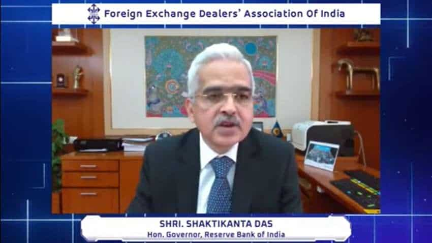Indian economy has exhibited stronger-than-expected rebound: RBI Governor Shaktikanta Das - Full Text, Address Video here