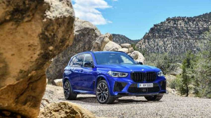 BMW X5 M Competition launched in India; ex showroom price at Rs 1,94 cr