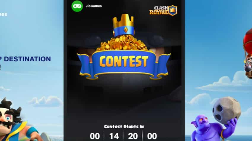 JioGames announces 27-day Clash Royale tournament with cash prizes worth Rs 2.5 lakh