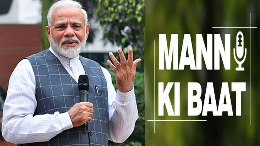 Mann Ki Baat Latest Episode Today: What all PM Narendra Modi said - FULL TEXT, VIDEO