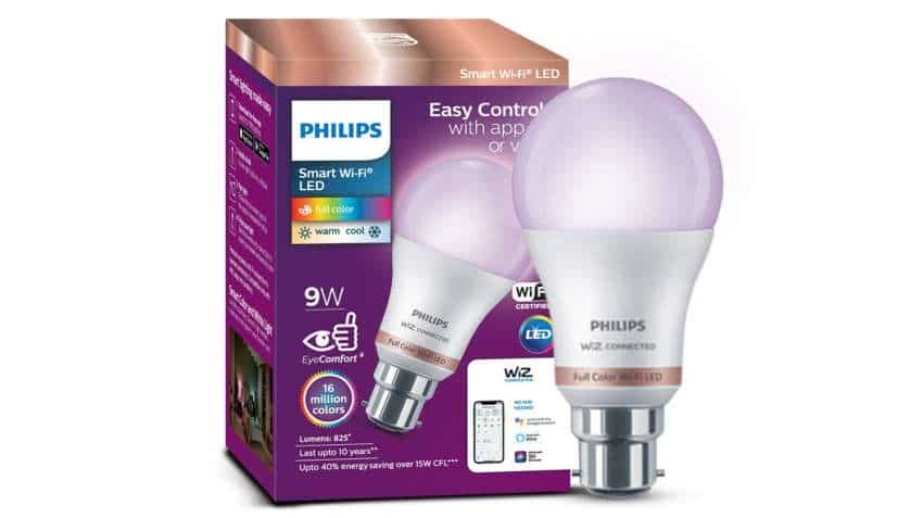 Phillips smart Wi-Fi bulb review: A handy gadget for just Rs 899