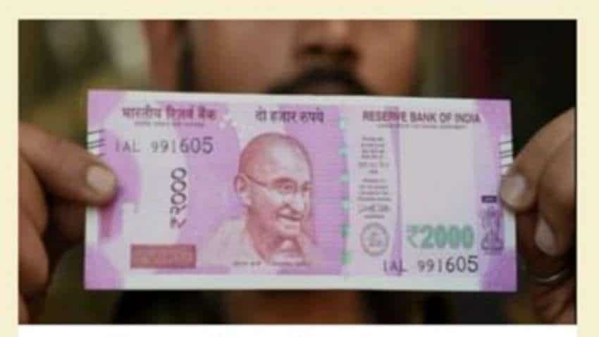 Rs 2000 note news today: Has RBI stopped printing it? Won't you get it from bank ATMs? HERE IS TRUTH