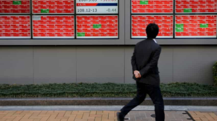 Asia stocks set for small gains as U.S. advances fiscal stimulus