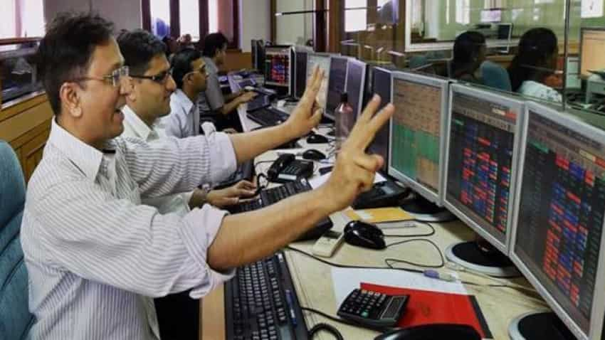 BSE Sensex creates history! Closes above 45,000 mark for the first time ever