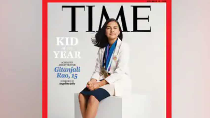 Gitanjali Rao - TIME Kid of the Year | Top accomplishments listed here