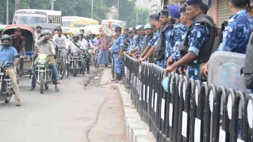 Bharat Bandh in Maharashtra: Mixed start, situation peaceful - Mumbai, Nagpur, Pune, peak-hour traffic normal