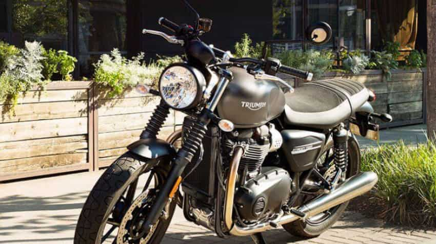 Triumph Motorcycles offers online bike customisations in India