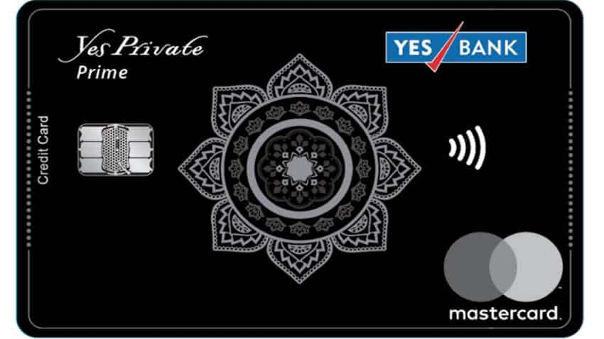 Strictly by-invitation-only! YES BANK launches Yes Private Prime credit card for affluent, ultra HNIs