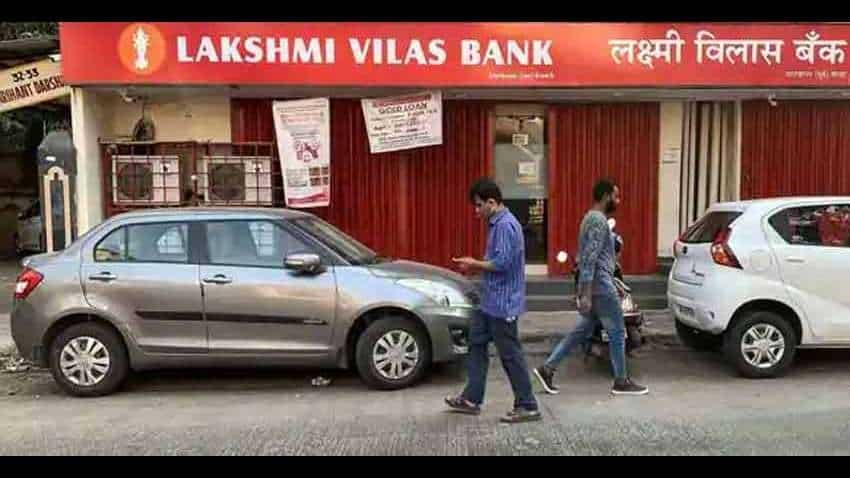 Lakshmi Vilas Bank (LVB) logo, website tweaked post DBS merger; customers asked to use existing accounts