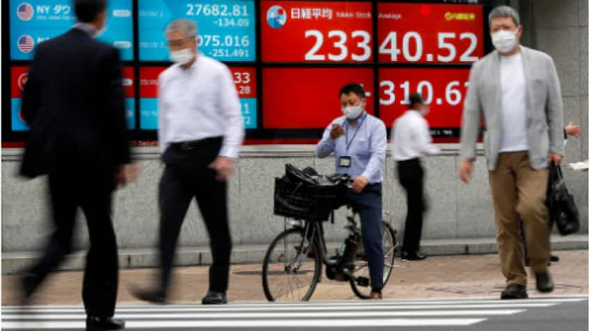 Asian stocks take a breather as Brexit and U.S. stimulus talks drag on