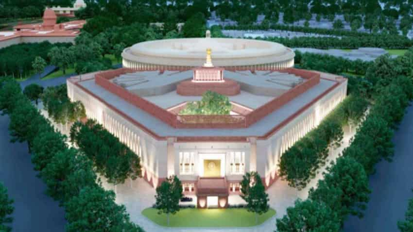 New Parliament Building: PM Modi to lay foundation stone at 1 pm  check all features of massive Rs 971-crore project