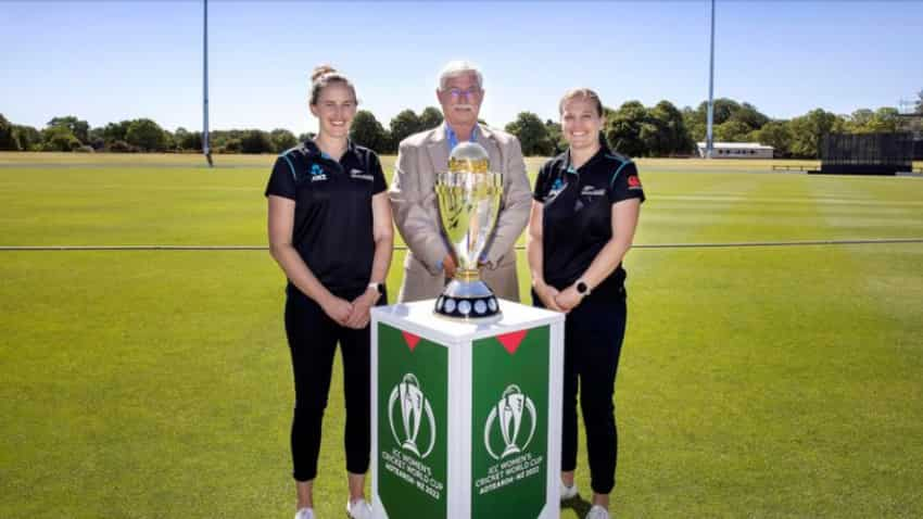 Women's Cricket World Cup 2022: ICC announces full schedule, India to open campaign against qualifier team on March 4 | check fixtures by venue