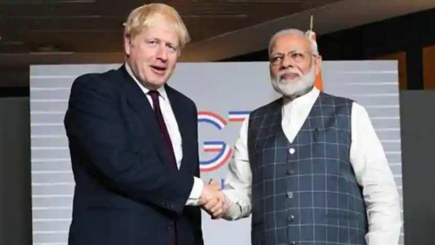 Republic Day 2021: UK PM Boris Johnson accepts PM Narendra Modi's invitation to be chief guest at R-Day celebrations