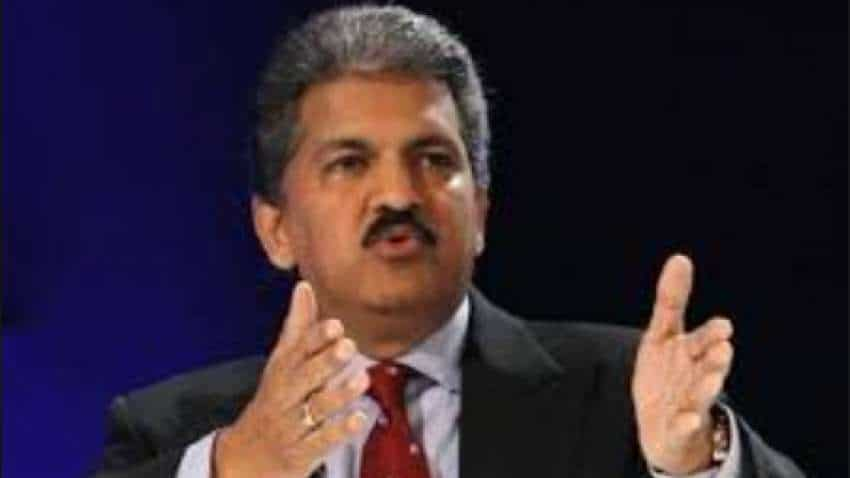 Anand Mahindra optical illusion photo goes viral on Twitter; big comment on learning and changing perspective