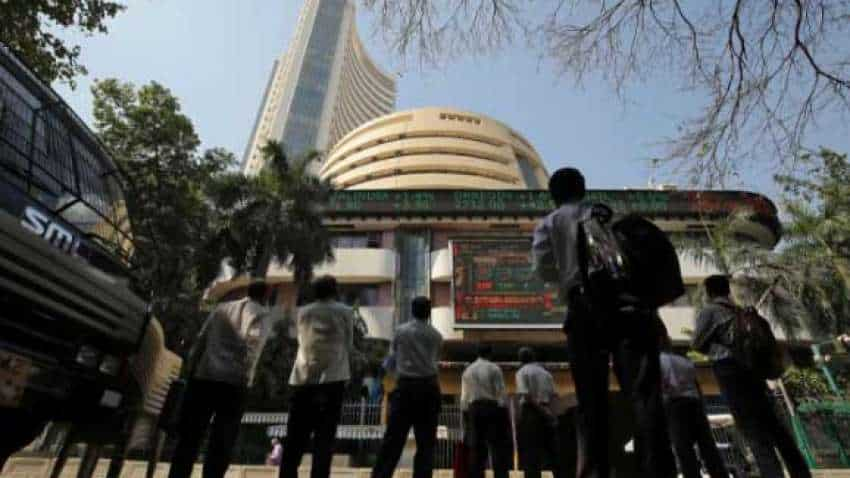 Sensex crosses 47,000 to hit record high, TCS, HCL Tech and Wipro share prices are top gainers on Nifty