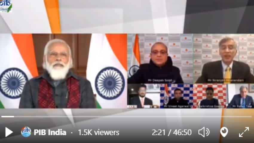 PM Narendra Modi says reforms by govt turned perception of country from 'Why India' into 'Why Not India'   Watch
