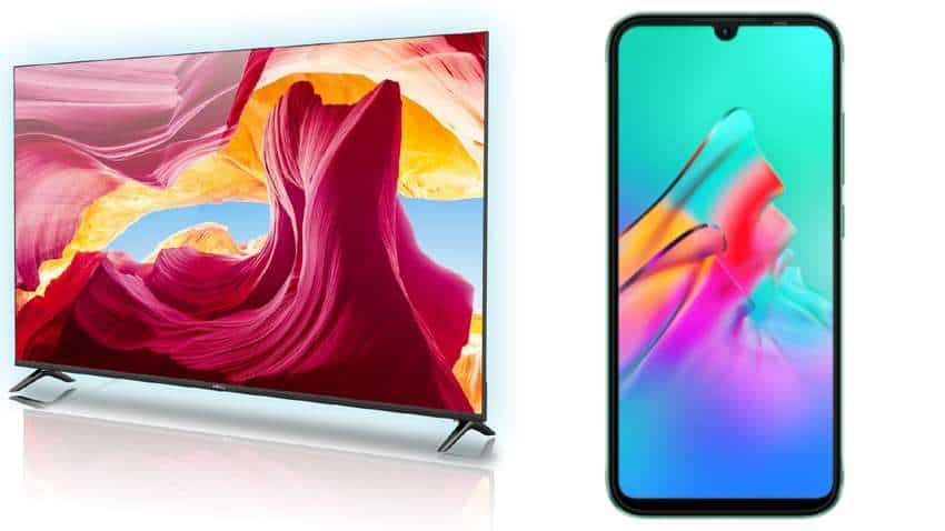 NEW PRODUCTS! Infinix Smart HD 2021 phone, 60W SNOKOR A10 soundbar, SMART Android TVs: Top features, specs, prices and more