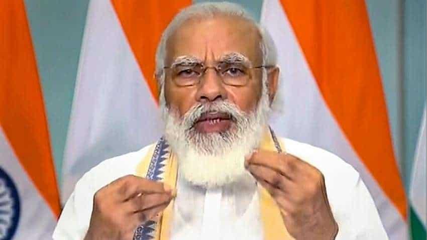 PM Modi greets Jaganmohan Reddy on his birthday