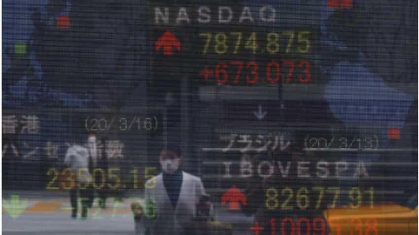 Asian stocks eye gains as Brexit deal hopes grow