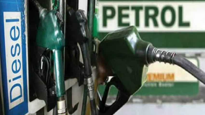 No revision in petrol and diesel prices