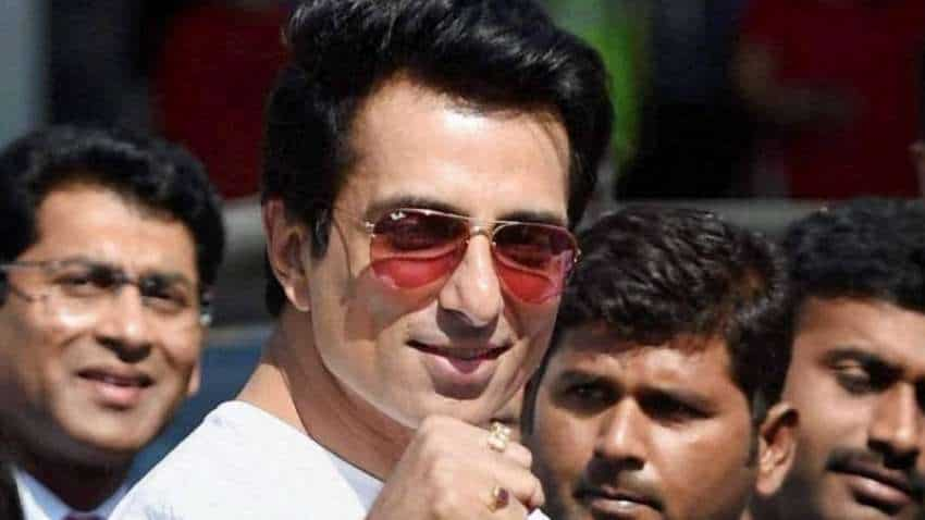 Sonu Sood's new film ''Kisaan'' launched amid farmers protests