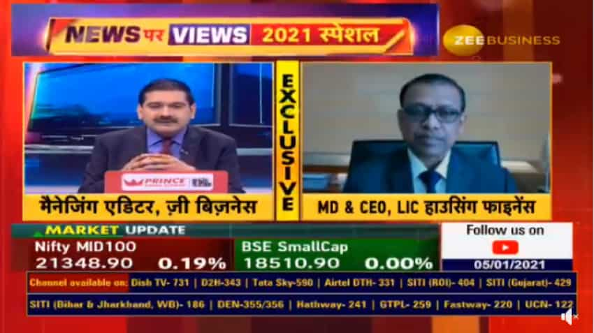 Consumption demand is increasing across segments in the real estate sector: Siddhartha Mohanty, LIC Housing