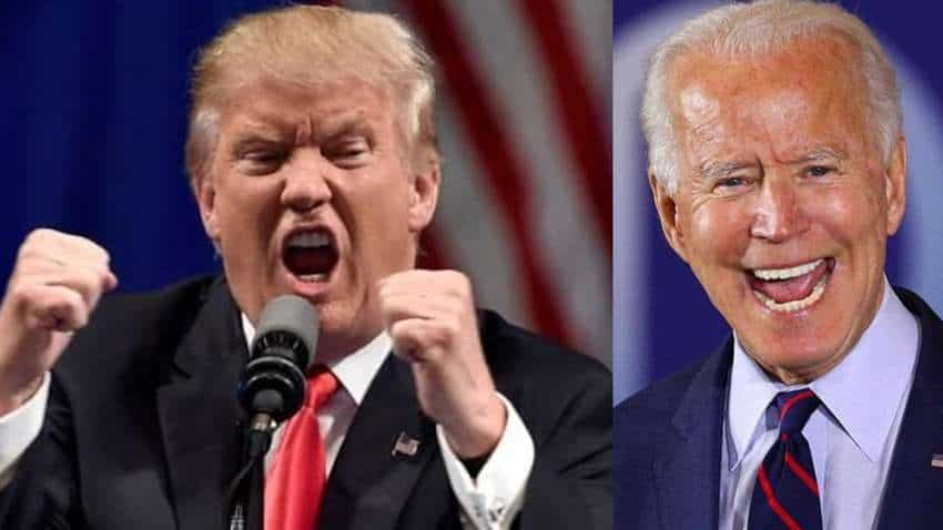 Image result for trump and biden