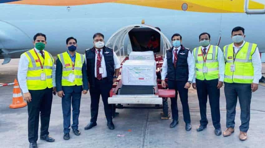 Covid-19 Vaccine India Update: First Coronavirus vaccine movement begins; 4 airlines to fly 56.5 lakh doses from Pune to 13 cities today, says Hardeep Puri