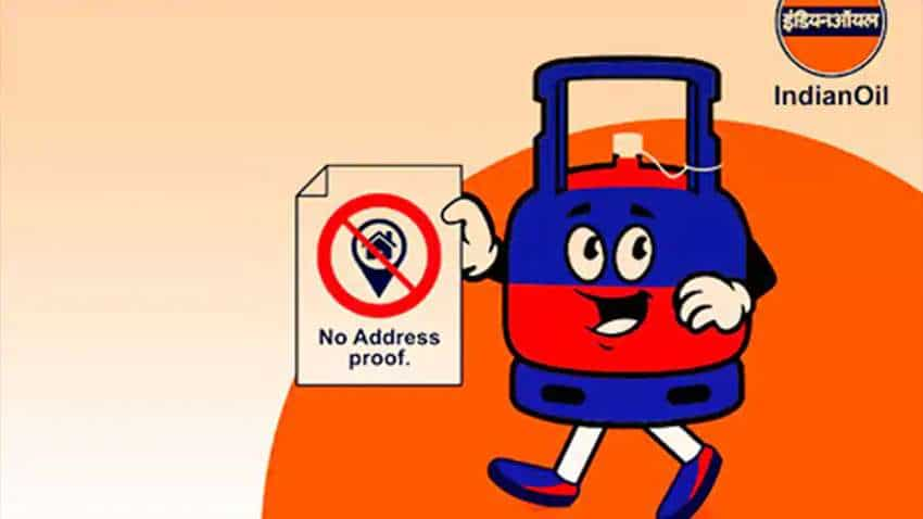 LPG gas cylinder address proof: Important announcement by Indian Oil for all users - you don't have to do this