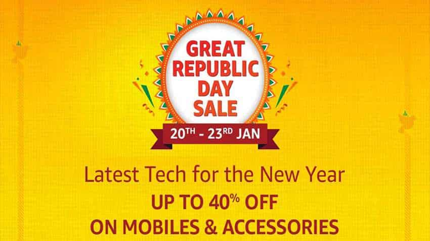 Amazon Sale: Republic Day 2021 Sale date announced! Get discounts on iPhone 12 mini, Samsung Galaxy Mo2s and more