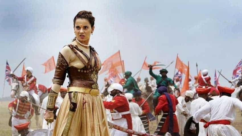 Kangana Ranaut to star in ''Manikarnika Returns: The Legend Of Didda''