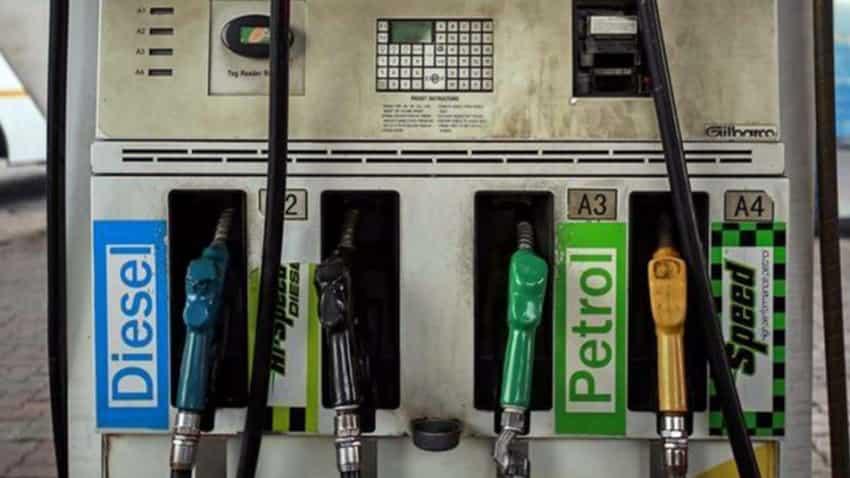 Petrol, diesel prices today: Check fuel prices in Delhi, Mumbai, Chennai and Kolkata