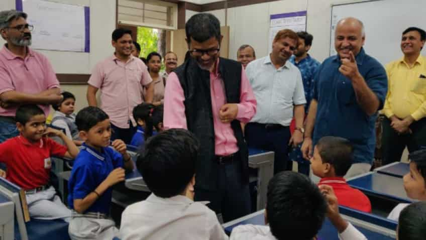 Delhi schools reopen for Classes 10, 12 from today | From parents' consent to short class hours, all mandatory Covid 19 guidelines  students must know