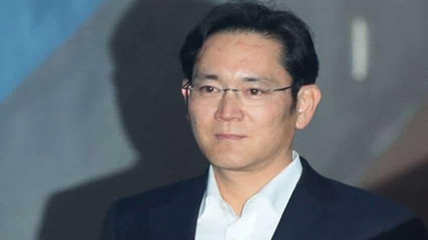 Samsung Chief Jay Y Lee sentenced to 2.5 years in jail